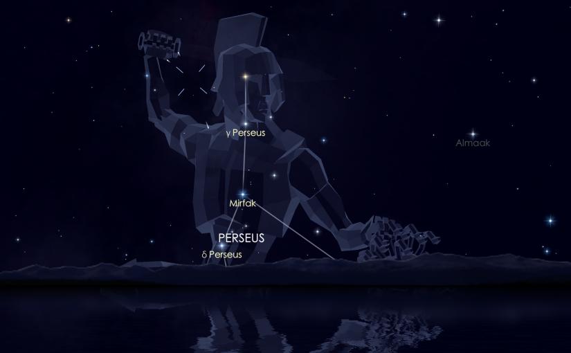 12. August: Nacht der Perseiden